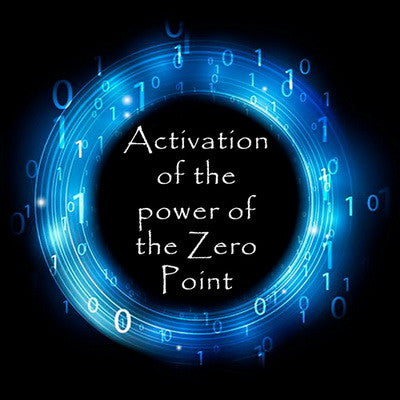 Activation of the Power of the Zero Point: Creating as a God (Webinar Course)