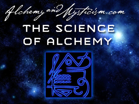 Science of Alchemy (Multimedia PDF & MP3 Download)