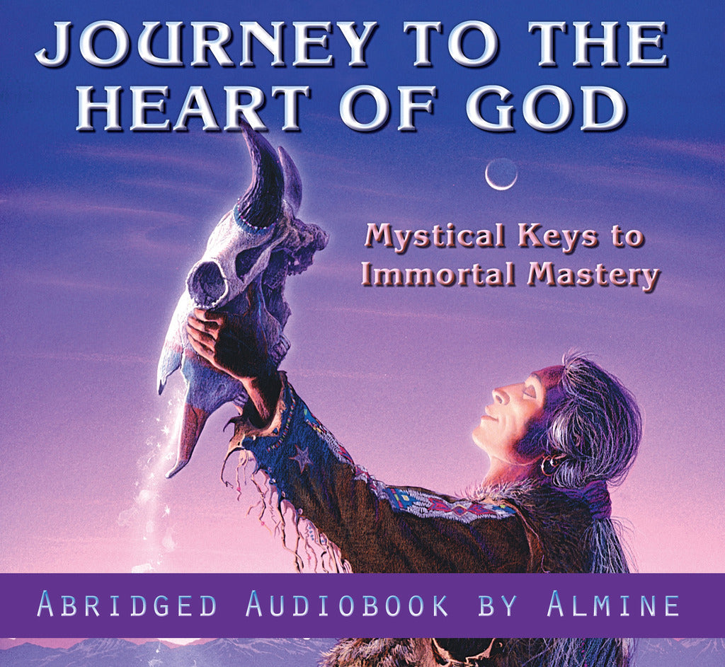 Journey to the Heart of God (Audiobook Download)