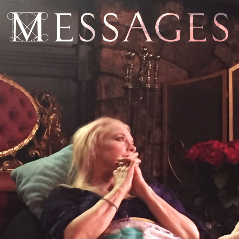 Messages for Lightworkers (Monthly Subscription)