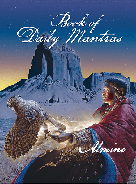 Book of Daily Mantras (XL Hardcover)