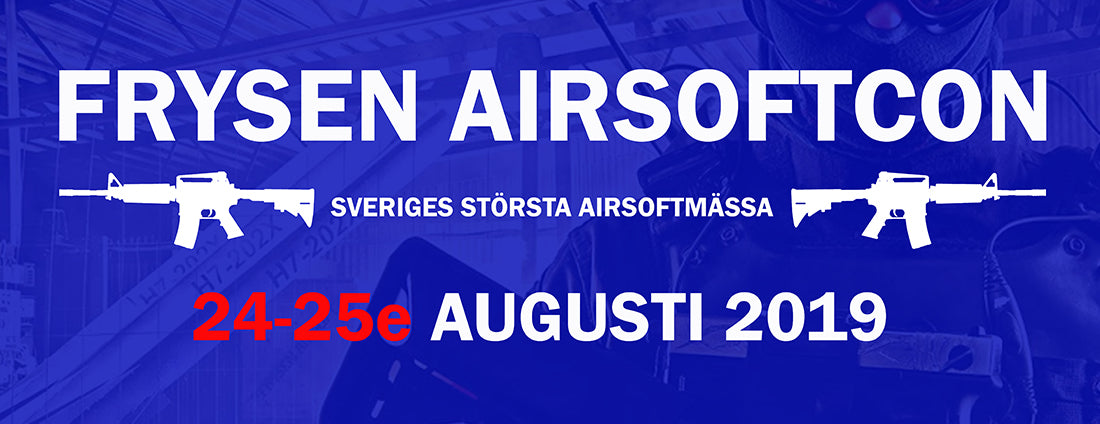 See you at AirsoftCON 2019 at Frysen Airsoft!