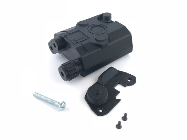 3D Printed PEQ Box for Titan Lithium Ion - Dealer