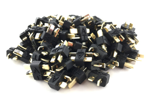 Airsoft T-Plugs Male (100 Pieces)