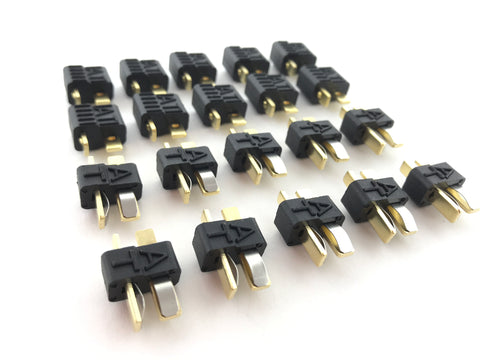 Airsoft T-Plugs (Pack of 10 Pairs)