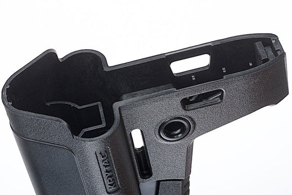 KRYTAC Adjustable Battery Stock Black