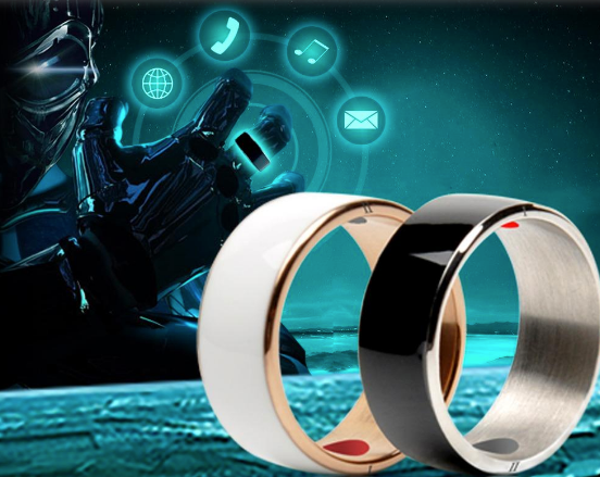 MAGIC FINGER FOR ANDROID & WINDOWS PHONES - WEARABLE SMART RING