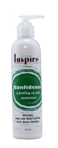 Confidence Hand and Body Lotion