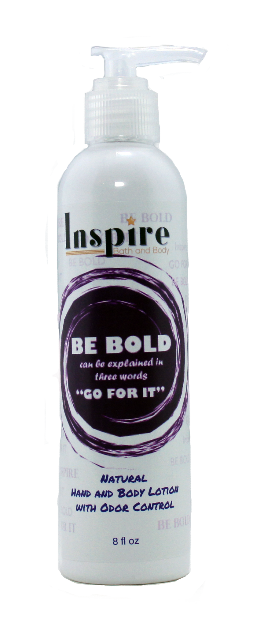 Be Bold Hand and Body Lotion