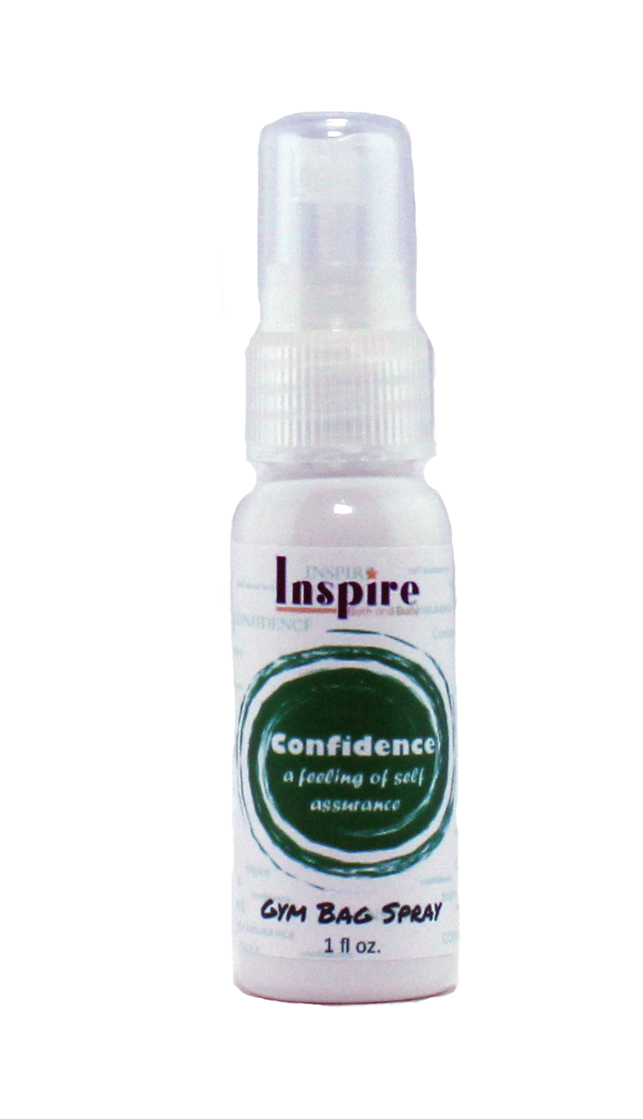 Confidence Gym Bag Spray