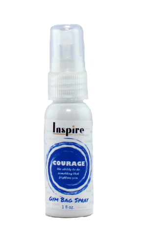 Courage Gym Bag Spray