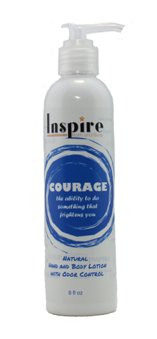 Courage Hand and Body Lotion