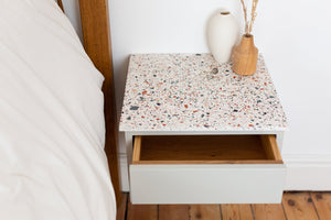 Olivia Aspinall Studio + Boyes Design | Floating Side Table