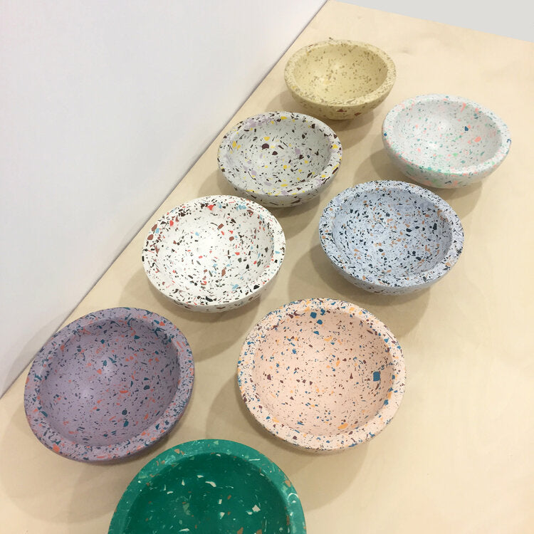 Jesmonite Bowl Making Workshop