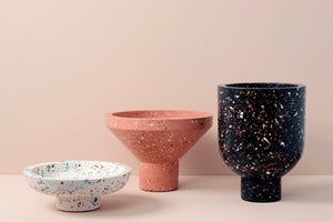 Olivia Aspinall Studio + Ornamental Grace | Bowl Vessel