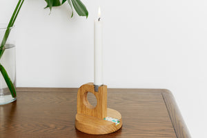 Olivia Aspinall Studio + Mark Lowe | Candle Holder