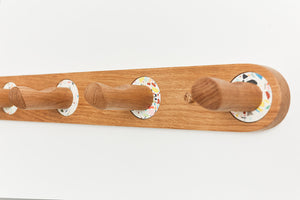 Olivia Aspinall Studio + Mark Lowe | Coat Rack
