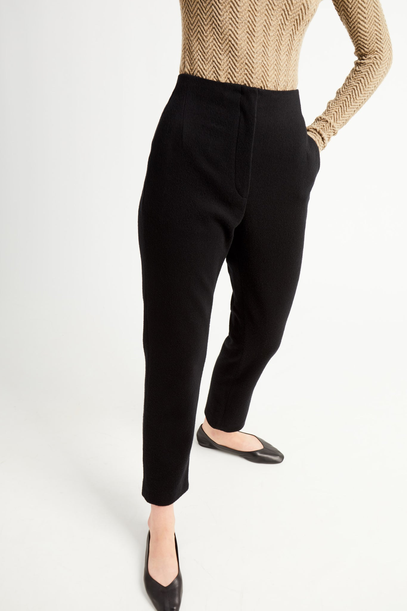Ano trousers black