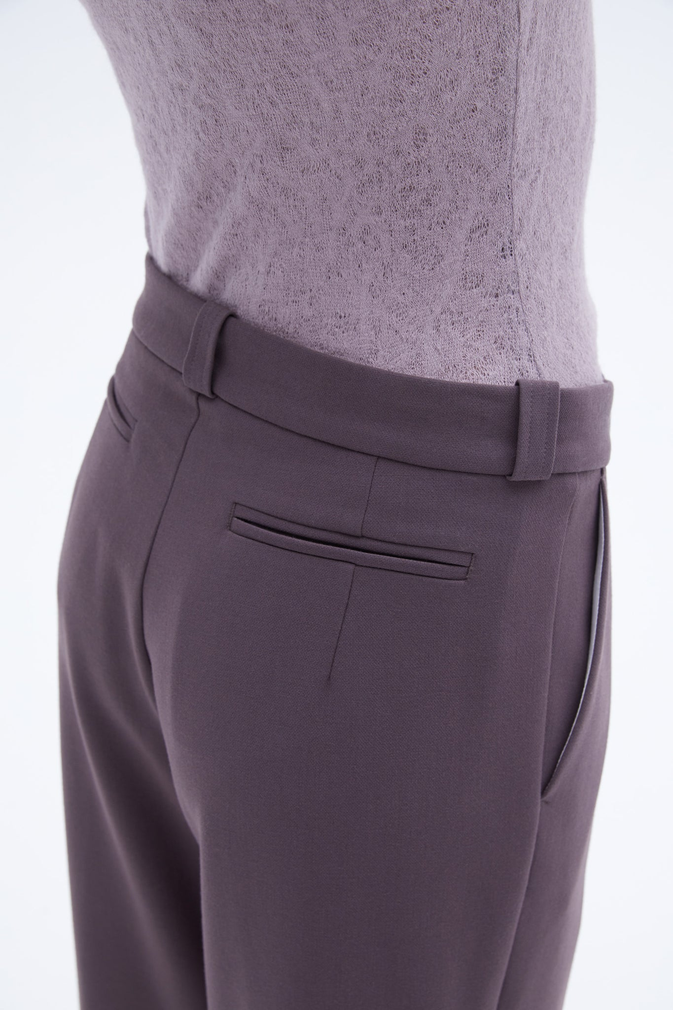 Cinor trousers violet