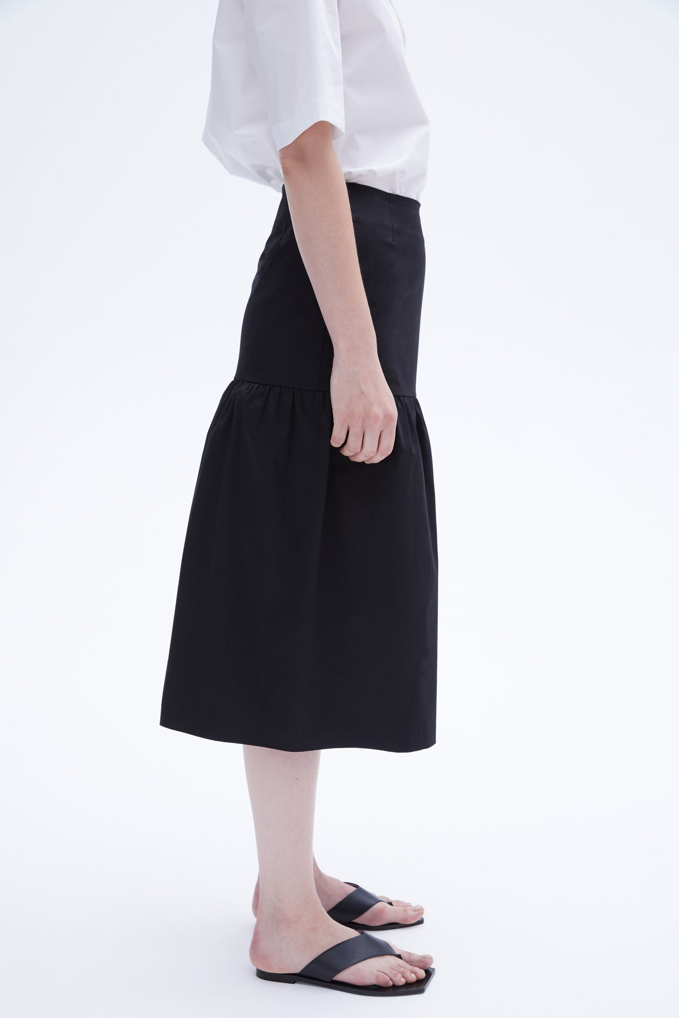 Flo skirt black