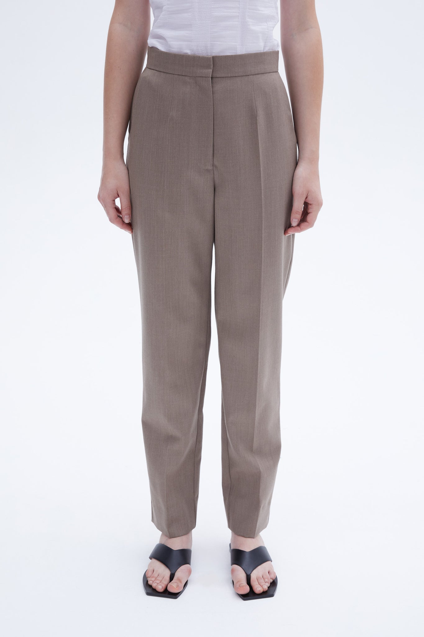 Cleo trousers brown