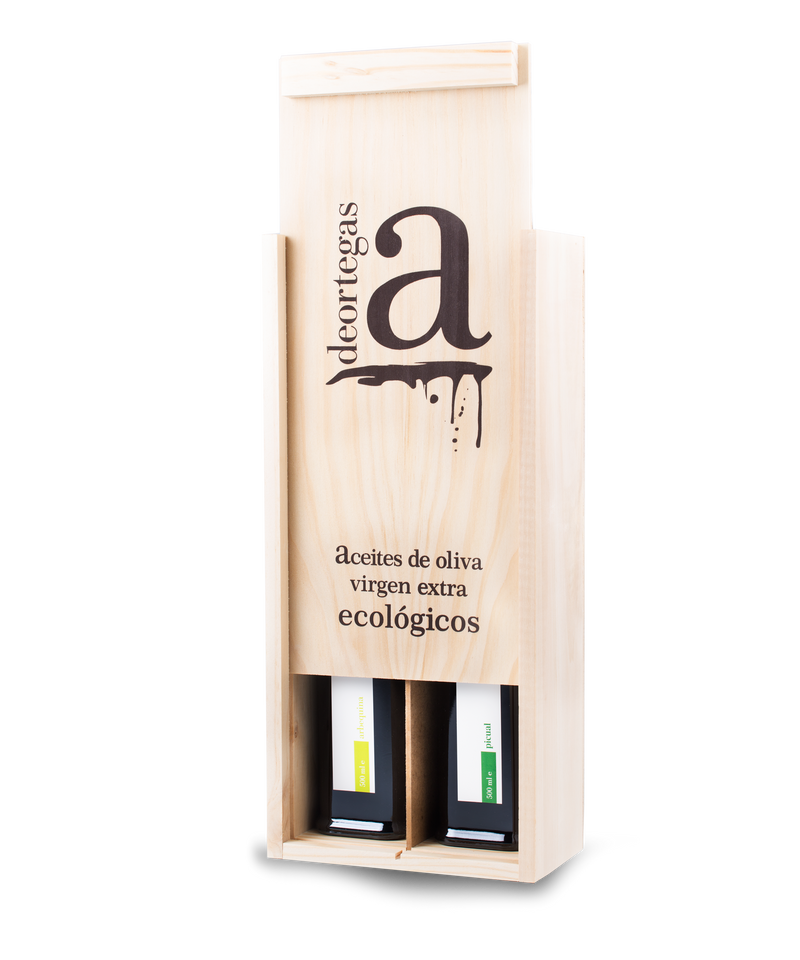 Pack de 2 botellas - 500 ml
