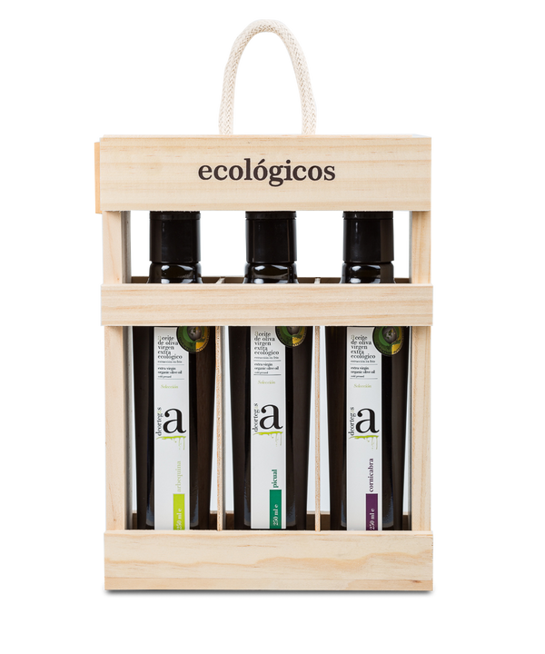 Pack de 3 botellas - 250 ml