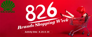 CCTUNG & Aliexpress Brands Shopping Week Event