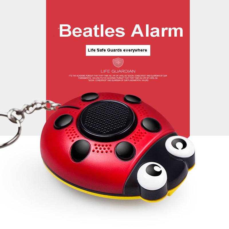 130Db Safety Emergency Alarm Siren with SOS LED Flash Light & HD Battery  Speaker for Music Playing