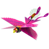Intelligent Bionic Flapping Wing Flying Robot Bird with Wireless Remote Controller