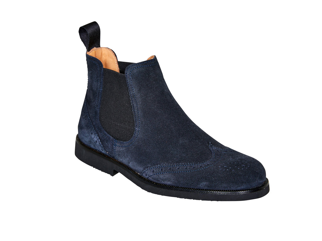 Stiefelette Budapester 11757