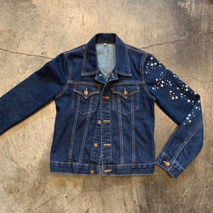 Sucks Without Bowie Denim Jacket - Wild Ones