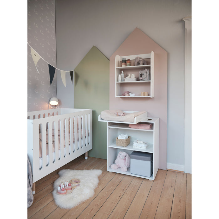 Baby - Changing + Shelf Unit