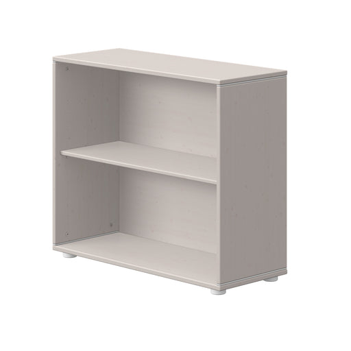Classic - Bookcase with 1 shelf - Grey washed
