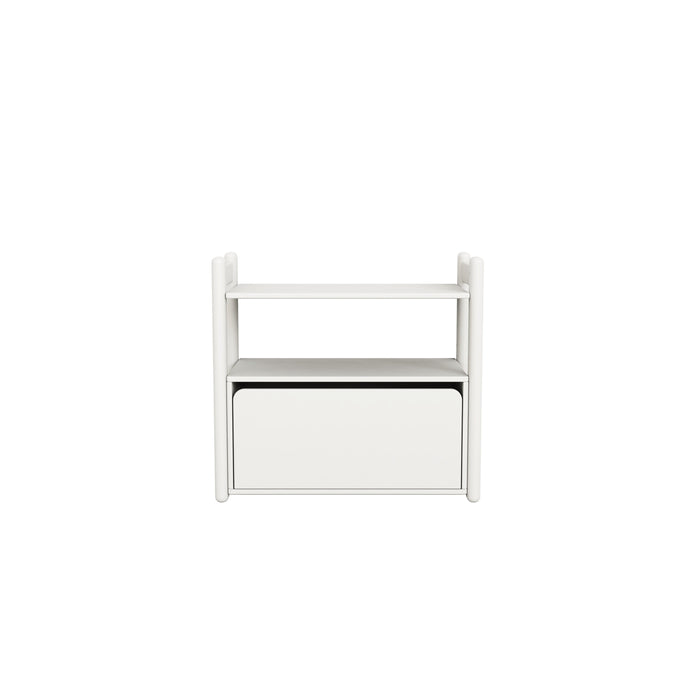 Mini B Chest - White - Kids Furniture | Flexa USA