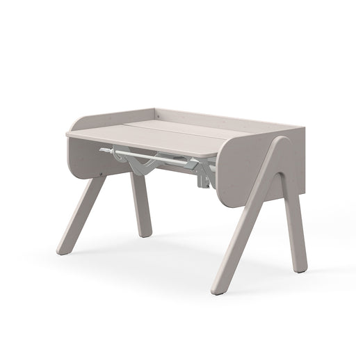 Study - Woody desk - Greywashed - Kids Furniture | Flexa USA