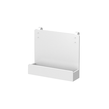 White - Book shelf