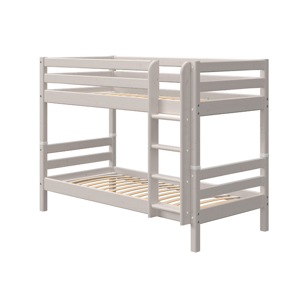 Classic - Bunk bed - Grey Washed - Kids Furniture | Flexa USA