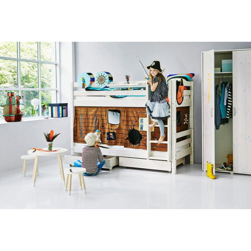 Storage box - Pirate - Kids Furniture | Flexa USA