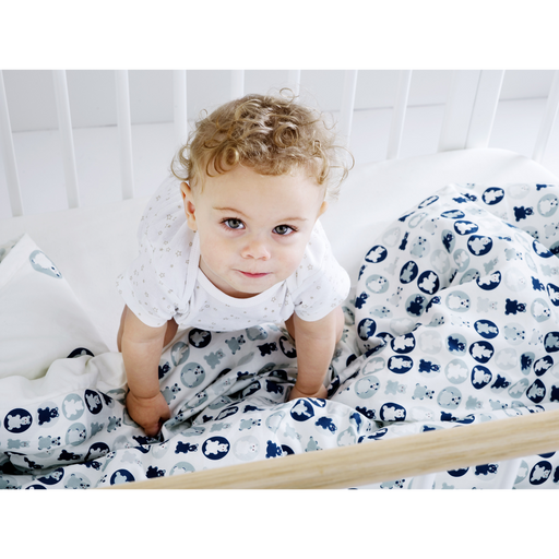 Baby - Bed linen - Blue - Kids Furniture | Flexa USA