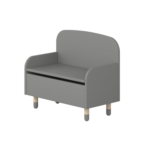 Play - Storage bench - Urban grey