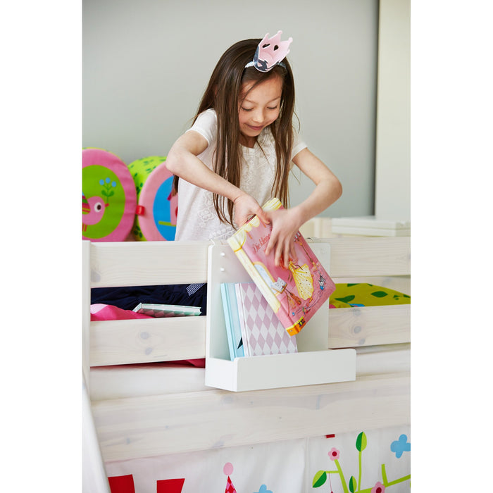 White - Book shelf - Kids Furniture | Flexa USA
