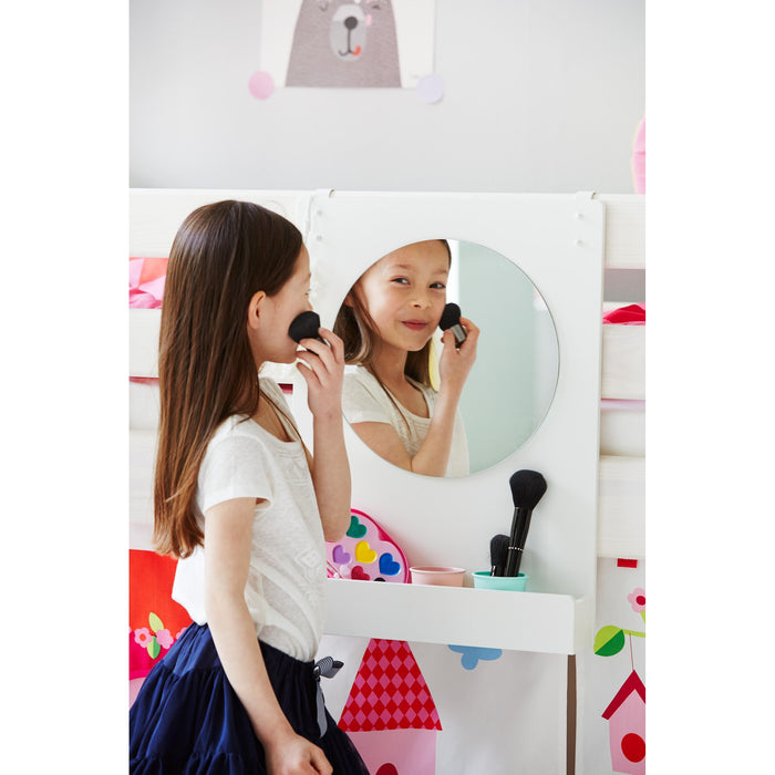 White - Mirror - Kids Furniture | Flexa USA