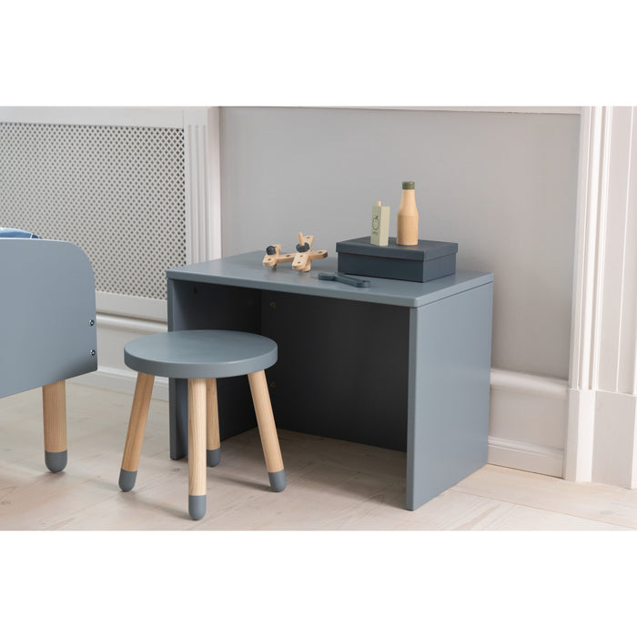 DOTS - Storage bench 3-in-1 - Light Blue