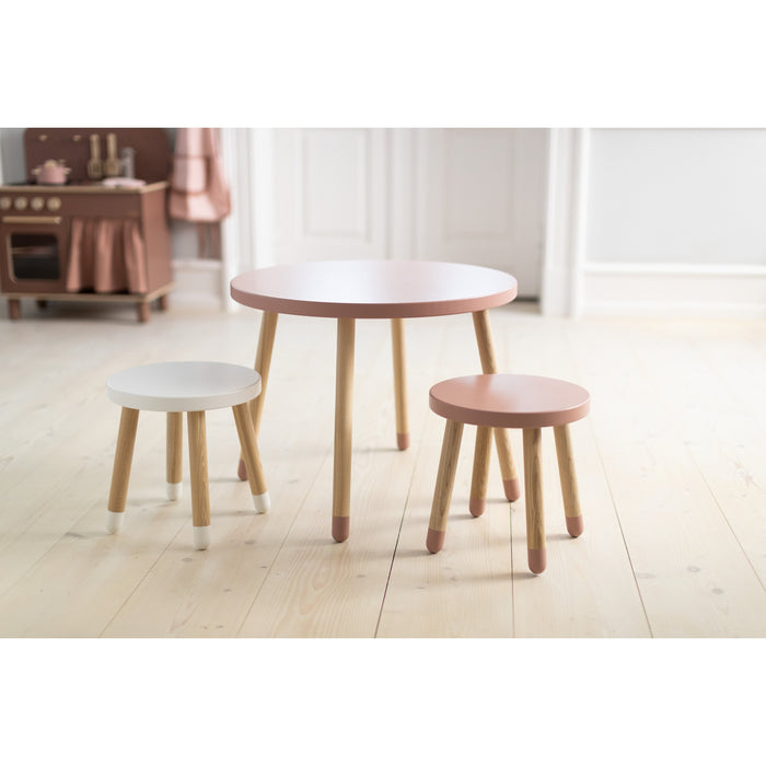 DOTS - Children's table - Urban grey