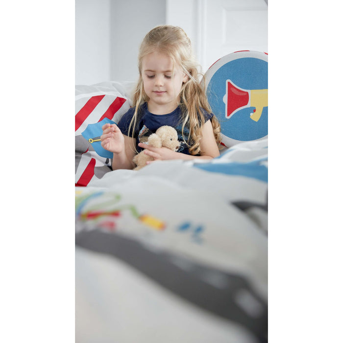 Bed linen - Little Heroes - Kids Furniture | Flexa USA