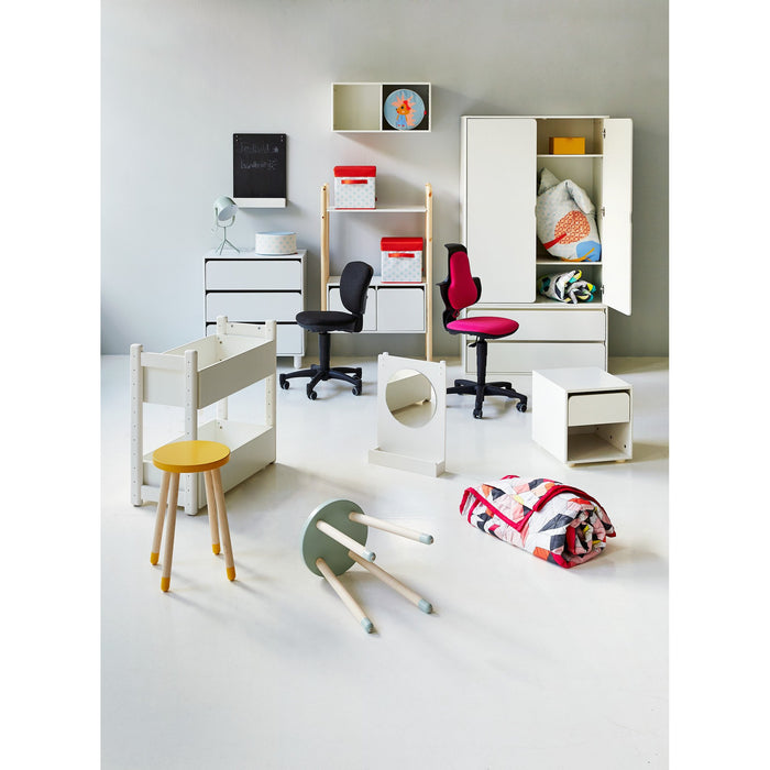 Combi 1 - White - Kids Furniture | Flexa USA