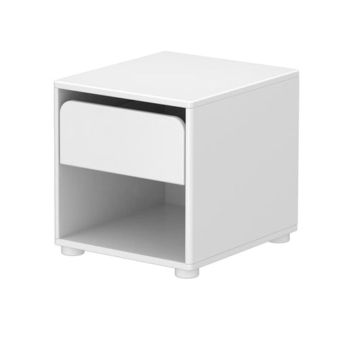 Cabby - Chest with 1 drawer - White - Storage
