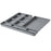 Drawers for EVO Study Desk - Mountain Grey - Kids Furniture | Flexa USA