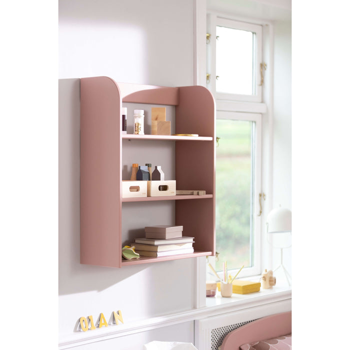 Dots - Shelf - Light rose - Kids Furniture | Flexa USA